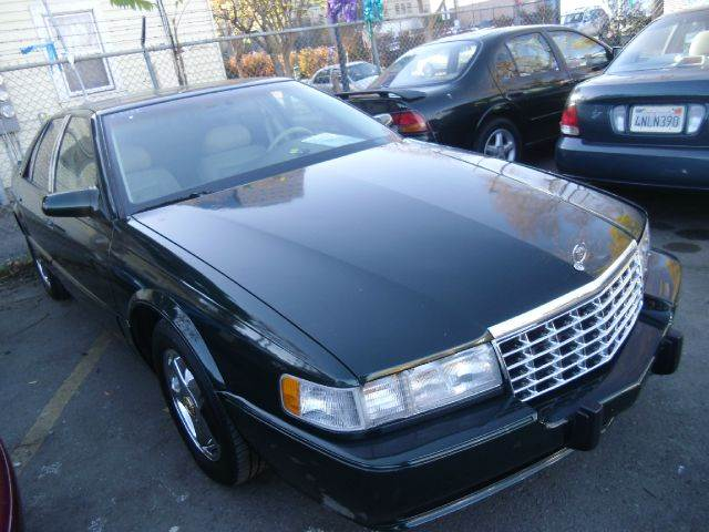 1996 CADILLAC SEVILLE STS black abs brakesair conditioningalloy wheelsanti-brake system 4-whee