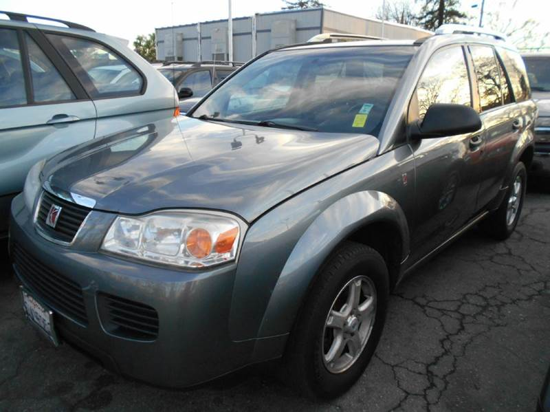 2006 SATURN VUE BASE 4DR SUV WAUTOMATIC charcoal air filtration airbag deactivation - occupant