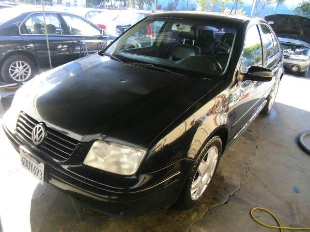 2001 VOLKSWAGEN JETTA GLS VR6 black abs brakesair conditioningamfm radioanti-brake system 4-