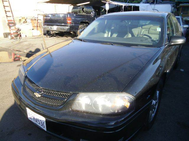 2004 CHEVROLET IMPALA SS black abs brakesair conditioningalloy wheelsamfm radioanti-brake sy