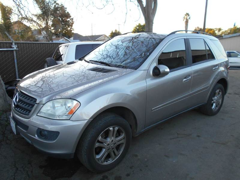 2006 mercedes benz m class ml350 awd 4matic 4dr suv in san. Black Bedroom Furniture Sets. Home Design Ideas