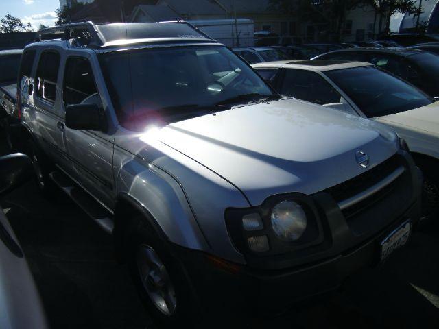 2002 NISSAN XTERRA XE 2WD