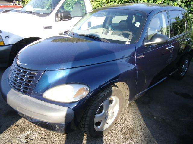 2001 CHRYSLER PT CRUISER blue air conditioningamfm radioanti-brake system non-abs  4-wheel ab