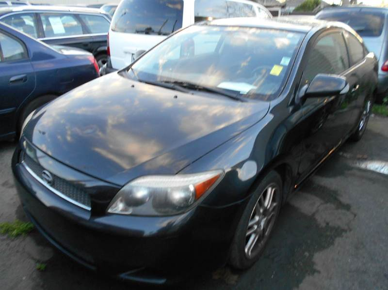 2006 SCION TC BASE 2DR HATCHBACK WAUTOMATIC black abs - 4-wheel antenna type anti-theft system