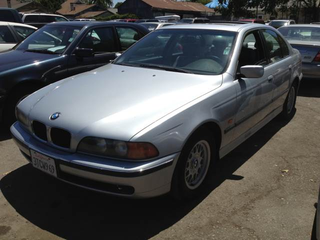 1997 BMW 5 SERIES 528I unspecified 0 miles VIN WBADD632XVBW05593