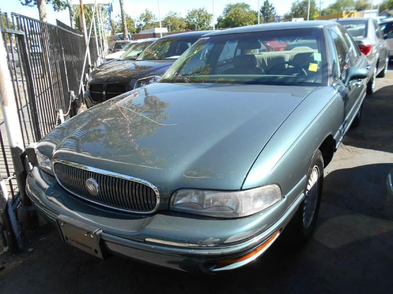 1997 BUICK LESABRE LIMITED 4DR SEDAN green abs - 4-wheel cassette cruise control daytime runni