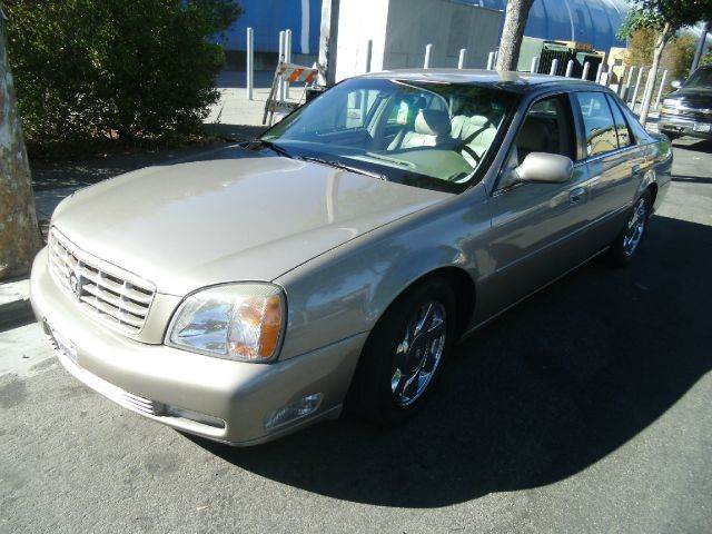 2000 CADILLAC DEVILLE DTS 4DR SEDAN gold abs - 4-wheel alloy wheels antenna type - power anti-t