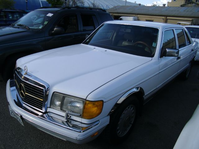 Used cars san jose used pickup trucks alviso campbell crow for 1991 mercedes benz 420sel
