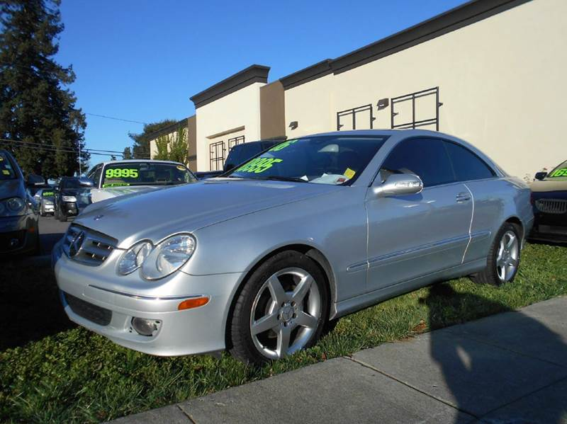 2006 mercedes benz clk clk 350 2dr coupe in san jose ca for Mercedes benz dealership san jose