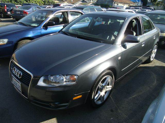 2006 AUDI A4 32 QUATTRO AWD 4DR SEDAN 31L gray abs - 4-wheel active head restraint adjustabl
