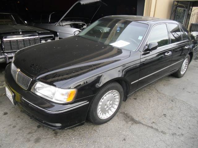 1999 INFINITI Q45 T black abs brakesair conditioningalloy wheelsamfm radioanti-brake system