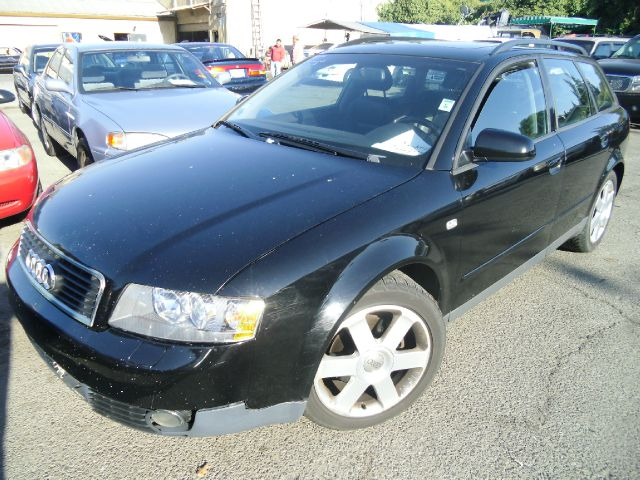 2003 AUDI A4 18T QUATTRO WITH TIPTRONIC black 4wdawdabs brakesair conditioningalloy wheelsam