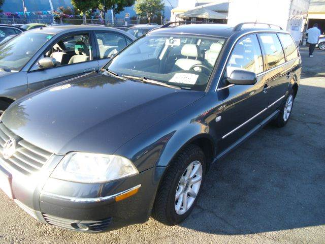 2004 VOLKSWAGEN PASSAT GLS gray abs brakesair conditioningalloy wheelsamfm radioanti-brake sy