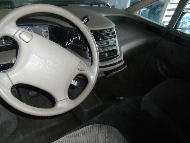 1995 TOYOTA PREVIA DX ALL-TRAC (AUTO)