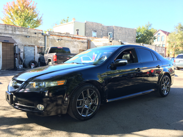 2007 acura tl type s 4dr sedan 5a in chicago il armitage auto
