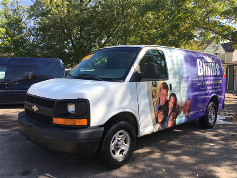 2003 Chevrolet Express Cargo For Sale In Chicago IL