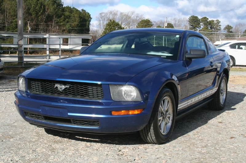 2007 ford mustang v6 premium 2dr coupe in roanoke rapids nc 2007 ford mustang v6 premium 2dr coupe roanoke rapids nc publicscrutiny Image collections