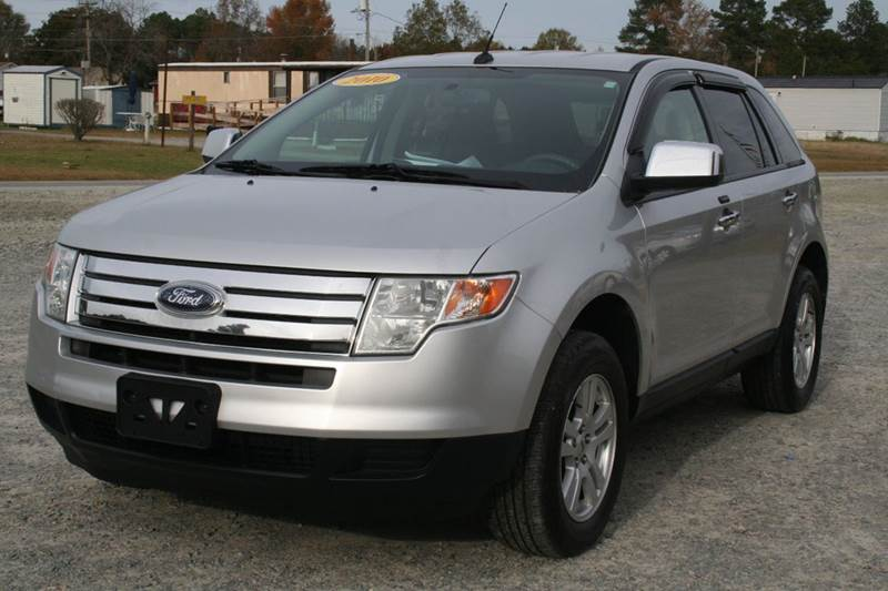 Ford Edge Se Dr Crossover In Roanoke Rapids Nc Rheasville Truck Auto Sales
