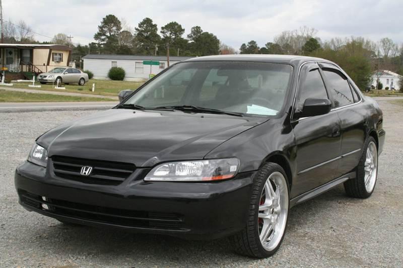 2001 Honda Accord LX 4dr Sedan   Roanoke Rapids NC