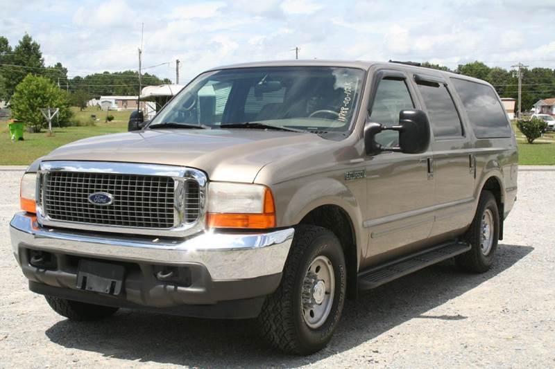 Ford Excursion Xlt Dr Suv In Roanoke Rapids Nc Rheasville Truck Auto Sales