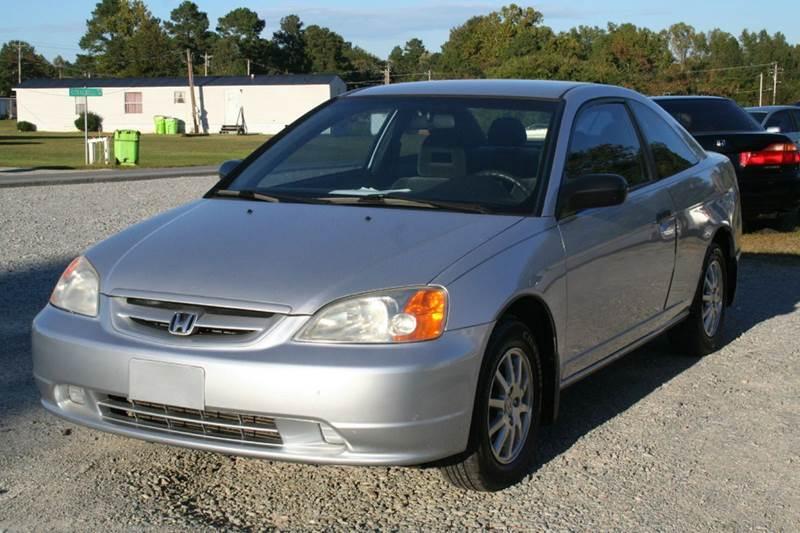 2003 Honda Civic HX 2dr Coupe