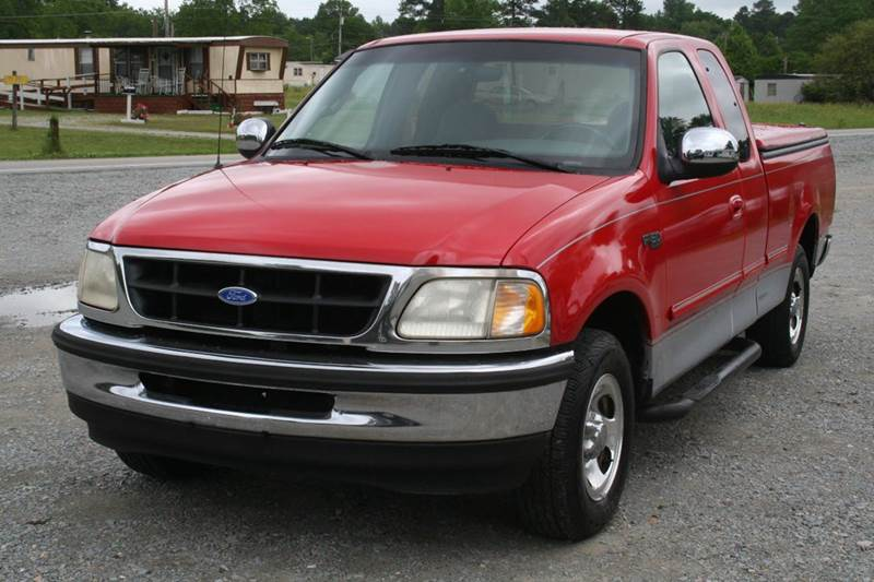 1997 ford f150 truck motor