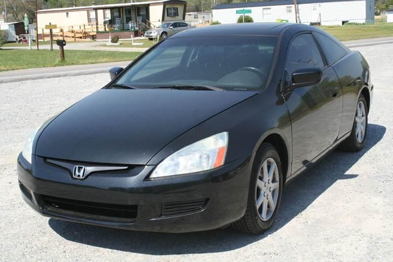 2004 Honda Accord EX V 6 2dr Coupe   Roanoke Rapids NC