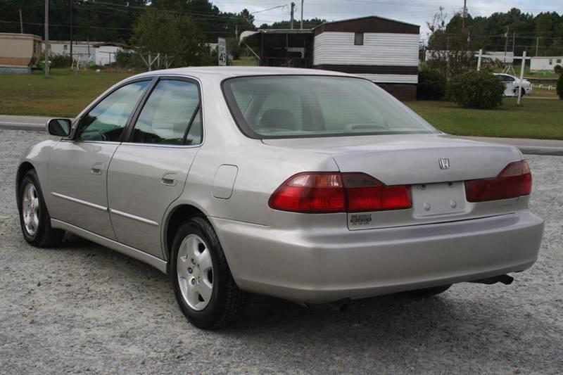 1998 Honda Accord Ex V6 4dr Sedan In Roanoke Rapids Nc Rheasville