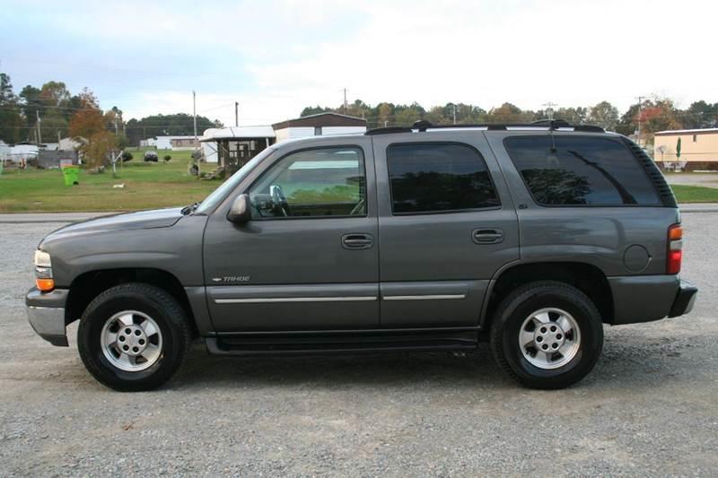 2000 Chevrolet Tahoe 4dr Lt 4wd Suv In Roanoke Rapids Nc
