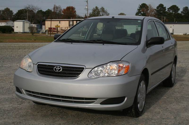 2005 Toyota Corolla CE 4dr Sedan   Roanoke Rapids NC