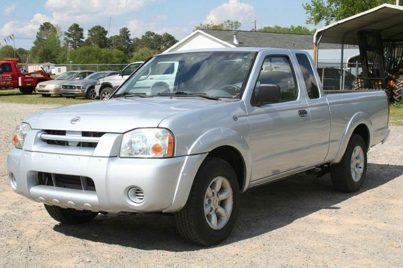 2002 nissan frontier xe 2dr king cab 2wd sb in roanoke rapids nc rheasville truck auto sales. Black Bedroom Furniture Sets. Home Design Ideas