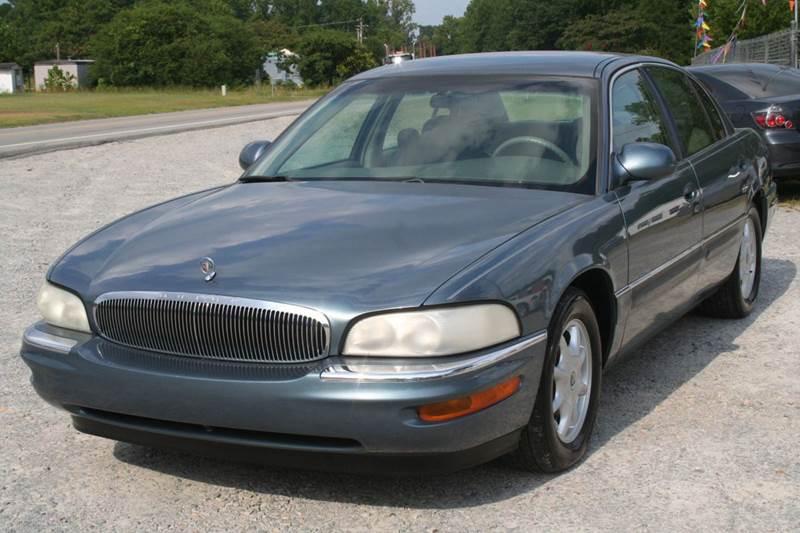 2001 Buick Park Avenue Base 4dr Sedan In Roanoke Rapids Nc