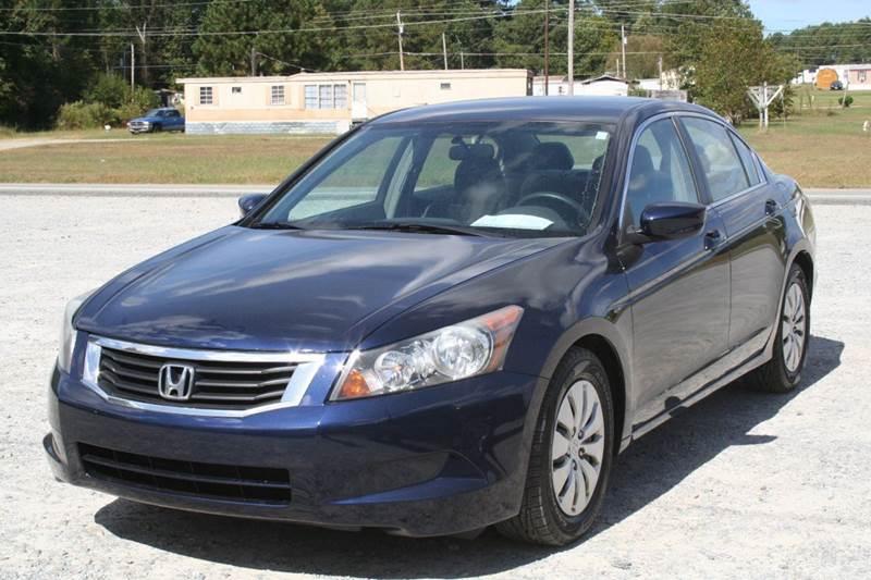 2008 Honda Accord LX 4dr Sedan 5A   Roanoke Rapids NC