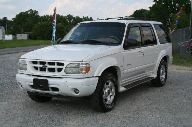 2000 Ford Explorer Limited Awd 4dr Suv In Roanoke Rapids