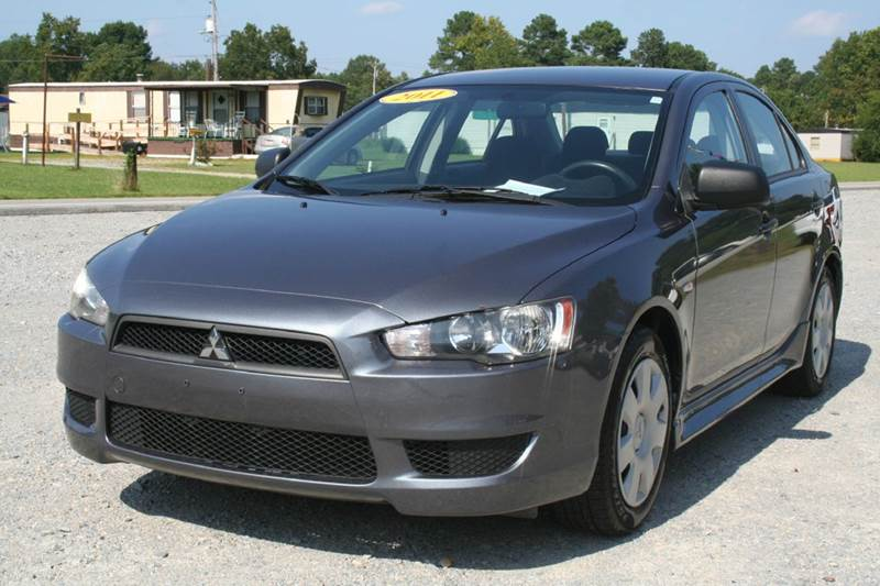 Mitsubishi Lancer De Dr Sedan In Roanoke Rapids Nc Rheasville Truck Auto Sales