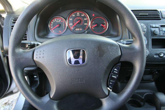 2003 Honda Civic HX 2dr Coupe In Roanoke Rapids NC