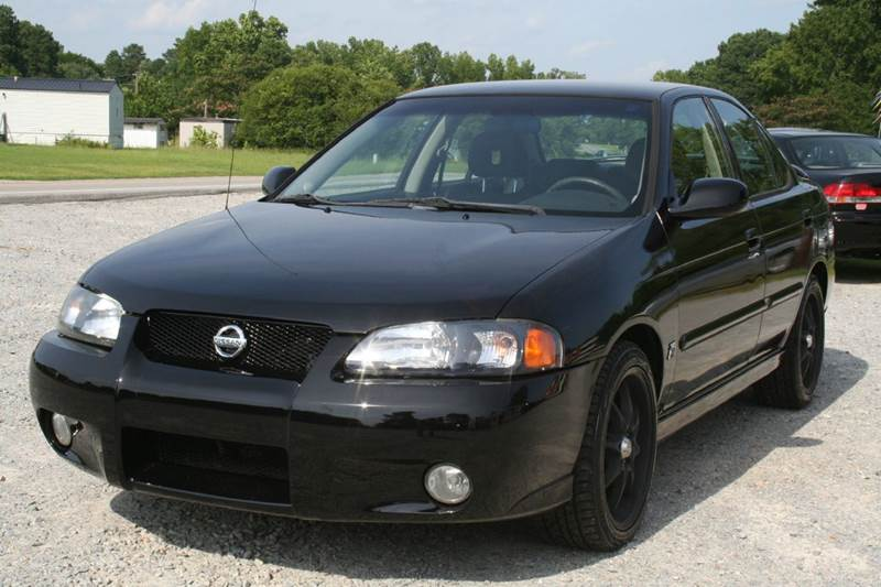 2003 Nissan Sentra SE R Spec V 4dr Sedan   Roanoke Rapids NC