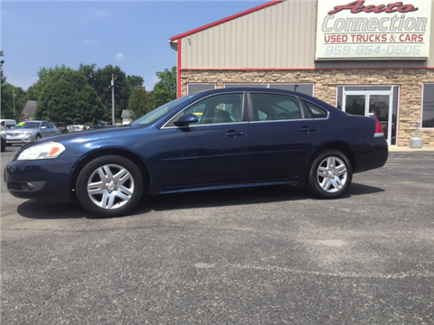 2010 Chevrolet Impala for sale in Junction City, KY