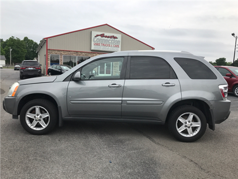 2006 Chevrolet Equinox for sale in Junction City, KY