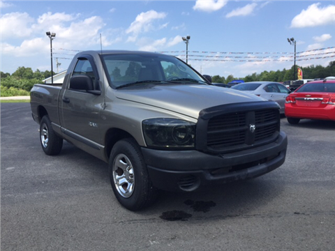 2008 Dodge Ram Pickup 1500 for sale in Junction City, KY