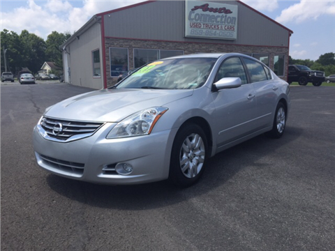 2011 Nissan Altima for sale in Junction City, KY