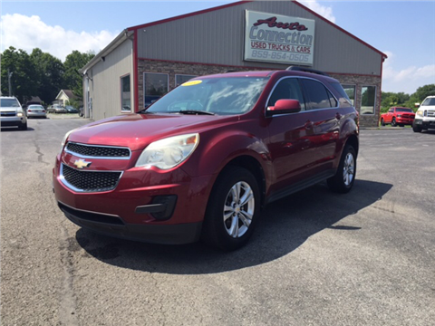 2011 Chevrolet Equinox for sale in Junction City, KY