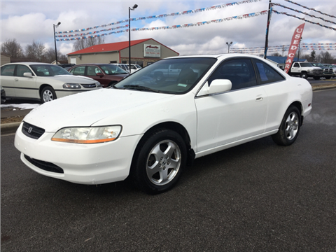 1999 Honda Accord for sale in Junction City, KY