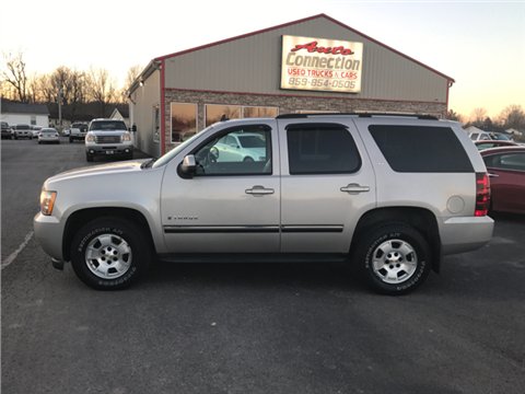 2007 Chevrolet Tahoe for sale in Junction City, KY