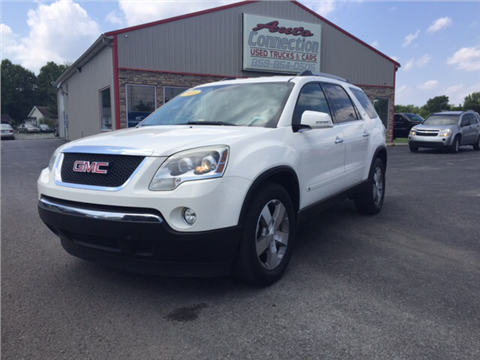 2010 GMC Acadia for sale in Junction City, KY