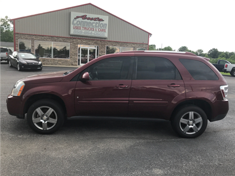 2008 Chevrolet Equinox for sale in Junction City, KY