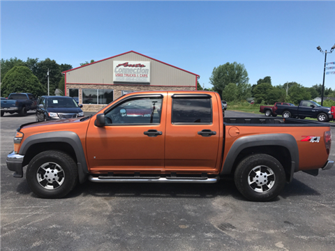 2006 Chevrolet Colorado for sale in Junction City, KY