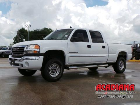 2007 GMC Sierra 2500HD Classic for sale in Lafayette, LA