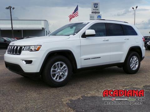 2018 Jeep Grand Cherokee for sale in Lafayette, LA