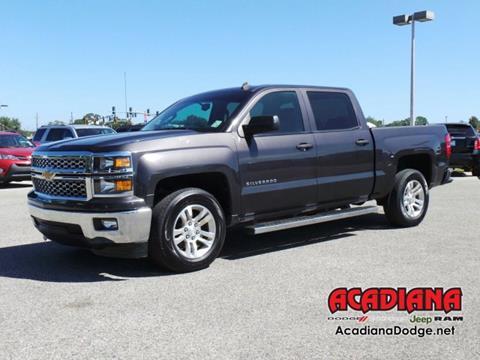 2014 Chevrolet Silverado 1500 for sale in Lafayette, LA